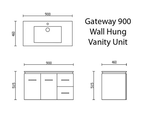 Bathroom Cabinet Measurements by Standard Vanity Sizes Bathroom Bathroom Vanity Dimensions