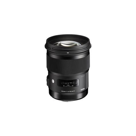 Sigma For Canon sigma 50mm f 1 4 dg hsm lens for canon ef