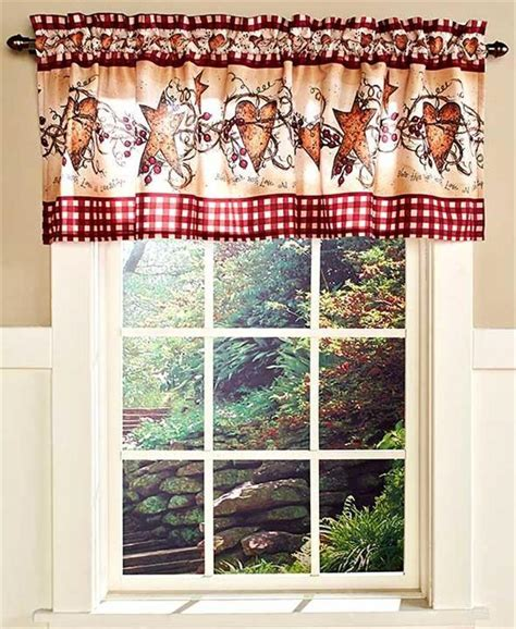 hearts and stars kitchen collection linda spivey country charm hearts an stars bathroom window