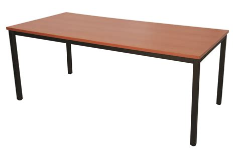 For Table by Metal Frame Tables Mack S Office Furniture