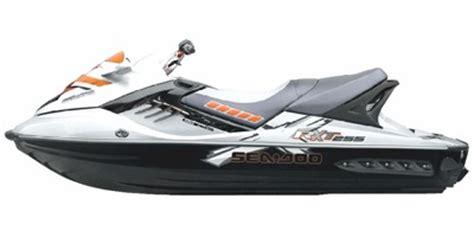 2008 sea doo boat value 2008 sea doo brp rxt x 255 price used value specs
