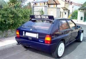 Lancia Delta Club Lancia Delta Cinque Cose Che Forse Non Sai Autotoday It