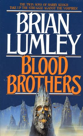 blood a novel books world i blood brothers necroscope 6 by brian