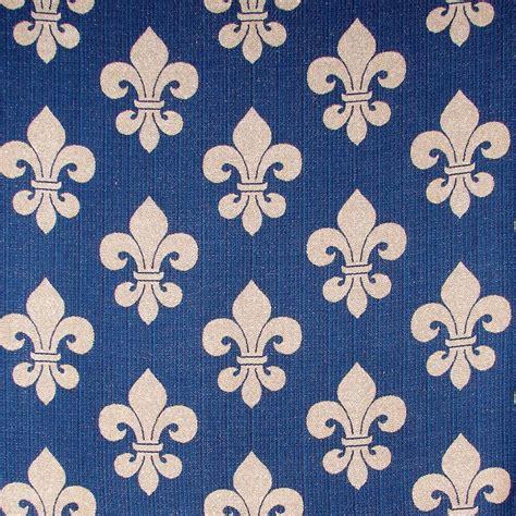Fleur de Lys Fabric Historical Collection Fabrics