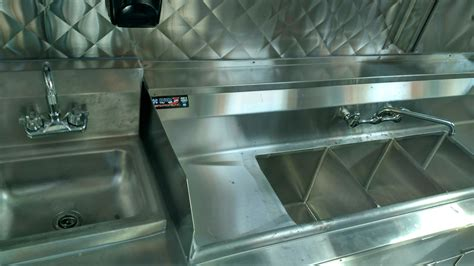 3 compartment sink for food truck 3 compartment sink food trucks for sale used food trucks