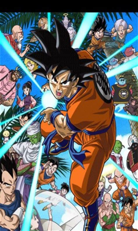 live wallpaper dragon ball z dragon ball z live wallpaper android anime full hd wallpaper