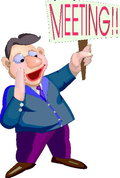meeting clipart clip clip meeting 700008