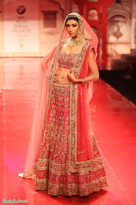 Suneet Varma At India Bridal Fashion Week 2014 An Indian Best Designs For In India