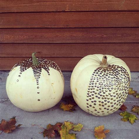 decorating no carve pumpkins - How To Decorate Pumpkins For