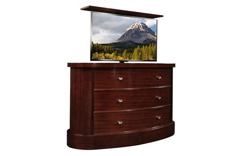 hidden tv lift cabinet hidden tv dresser bestdressers 2017
