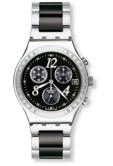 Montre Dreamnight YCS485GC Swatch Noir   Montres & Co