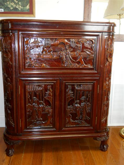 oriental for sale asian carved solid rosewood bar for sale images frompo