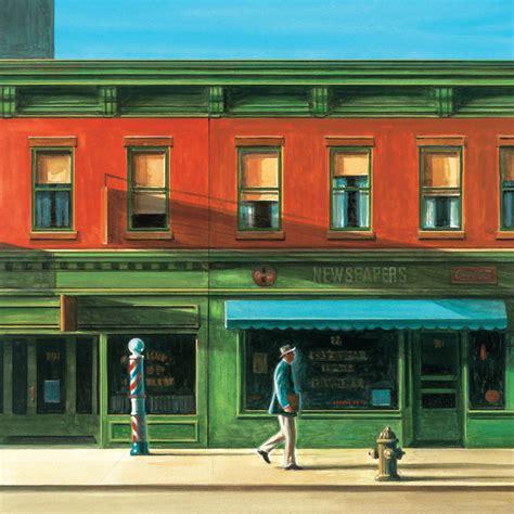 Reading Nook by Edward Hopper Paints His World Robert Burleigh Macmillan