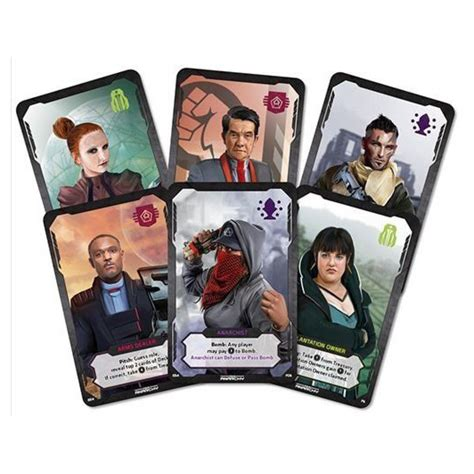 Coup Rebellion G54 Card Board coup rebellion g54 anarchy expansion card the gamesmen