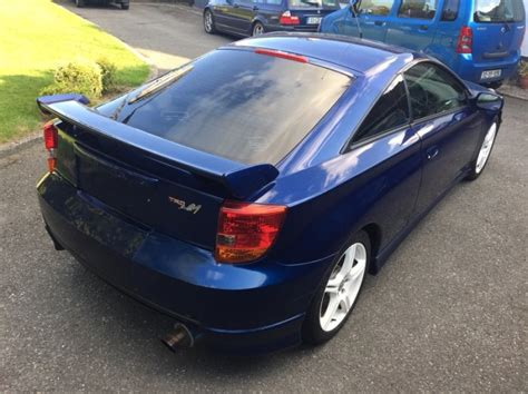 2000 Toyota Celica Motor For Sale 2000 Toyota Celica For Sale Trd For Sale In Navan Meath