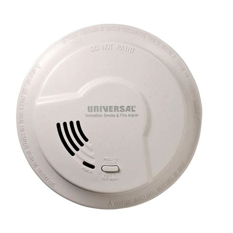universal security instruments battery operated ionization