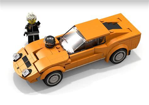 lamborghini lego lego ideas lamborghini miura lego speed chions