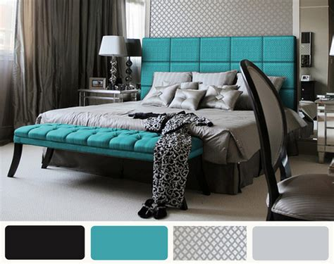 teal black  white bedroom decor ideasdecor ideas
