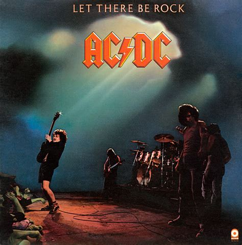 Acdc Let There Be Rock ac dc discography
