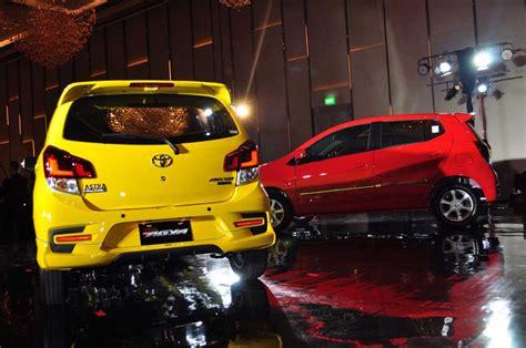 Tv Mobil Agya mobil new agya tinggalkan kesan murah