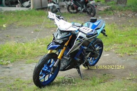 Frame Slider Z250 By Balu Oto Work modifikasi yamaha xabre rally balu oto work