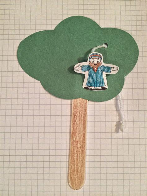 Faith Sprouts Jesus Changed Zacchaeus