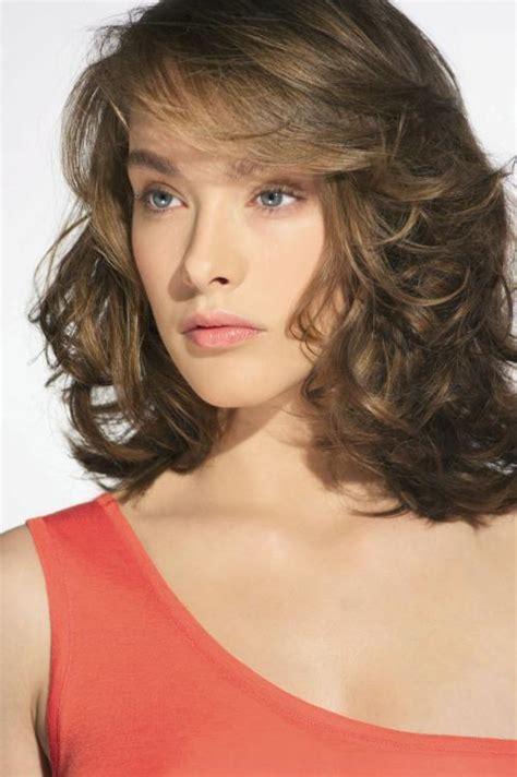 pelo medio cortes y peinados cortes de pelo para cabello de largo medio mujer y peinados