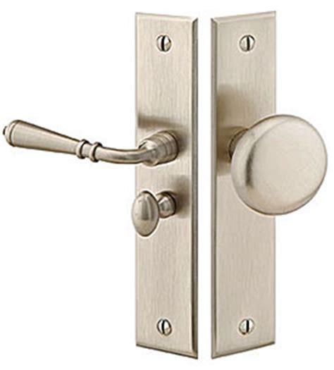 Screen Door Door Knobs emtek products inc 2291 us10b rh emtek rectangular