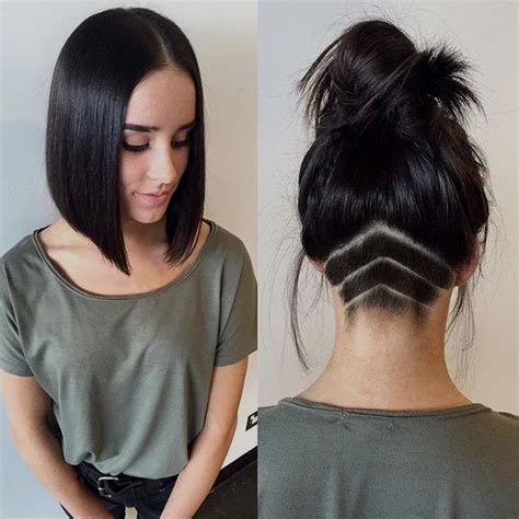 best hair to use for bob ideen bob frisur mit undercut best 25 undercut bob ideas