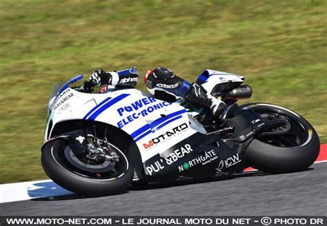 Grille Moto Gp by Ducati Avintia Herctor Barbera Et Loris Baz