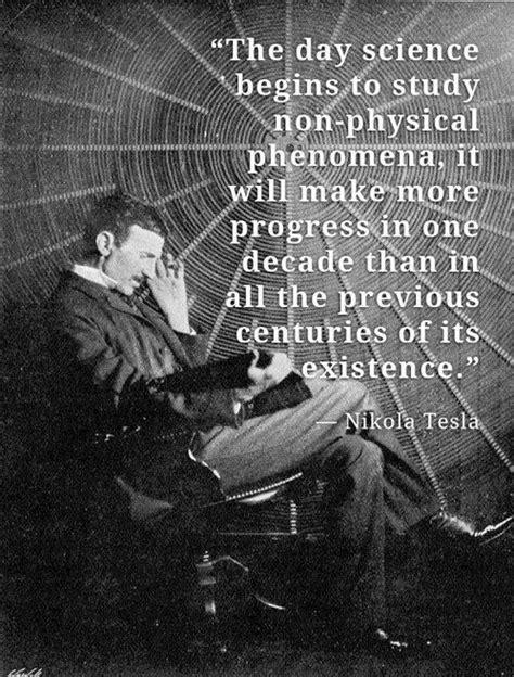 Nikola Tesla Quotes On Nikola Tesla Quotes Image Quotes At Relatably