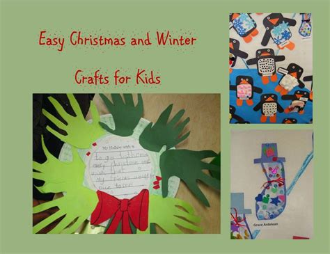 easy winter crafts for easy and winter crafts for
