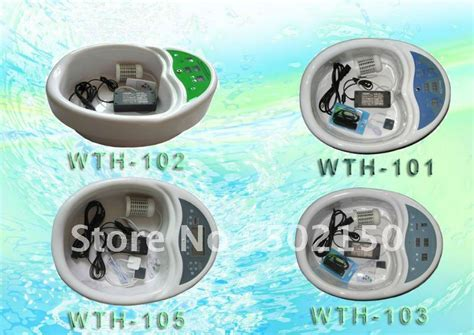 Heavy Metal Detox Foot Bath by Foot Machine Ion Detox Bath Removes Heavy Metals From Your