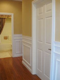 Wainscoting History Paint Ideas With Chair Rail After Dining Room Ideas For