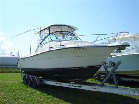 pursuit boats 2870 walkaround pursuit 2870 walkaround boats for sale yachtworld