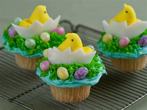 cupcakelovers easter cupcakes decoration 2012