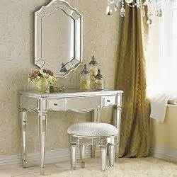 Glass Mirror Vanity Table by 1000 Images About Dressing Tables On Dressing