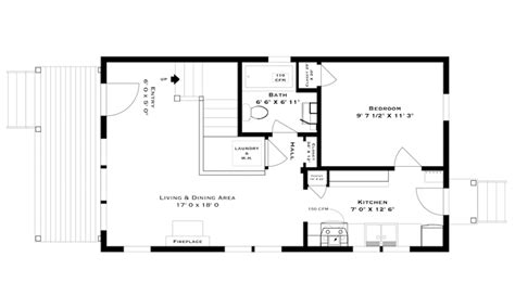 small bungalow floor plans gallery the beekeeper s bungalow the small house