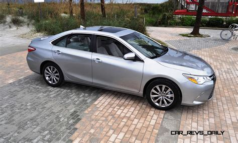 2015 Toyota Camry Le Review Road Test Review 2015 Toyota Camry Le And Xle V6
