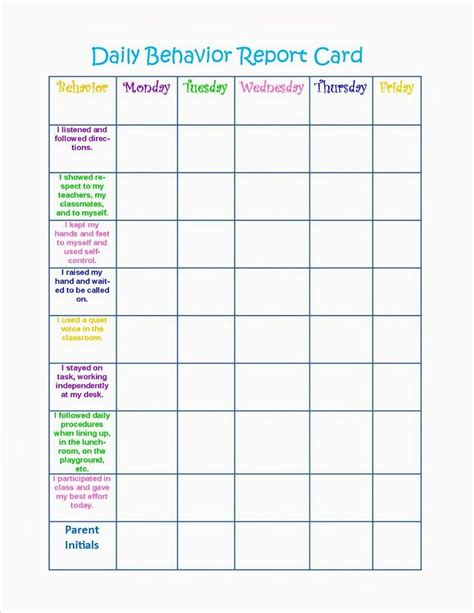 reward chart template wevo behavior charts printable for kids activity shelter