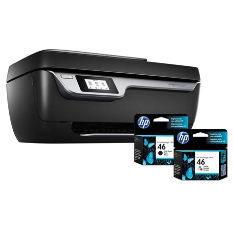 Hp Deskjet Ink Advantage 46 Color multifuncional hp deskjet ink advantage ultra 5738 3 cartuchos hp 46 preto 3 cartuchos hp 46