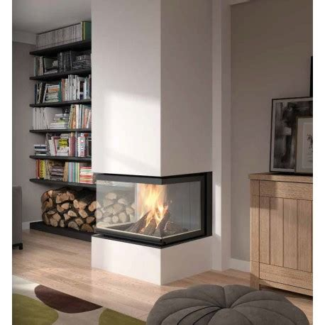 Cheminee 3 Faces by Insert 3 Faces Carr 233 Dans Chauffage Bois A 6 250 00
