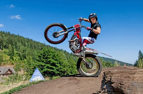 Trail Motorrad by Trial Motorrad Jochen Schweizer