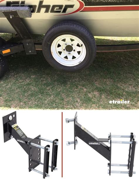 boat trailer hitch tires 94 best boat trailer accessories images on pinterest
