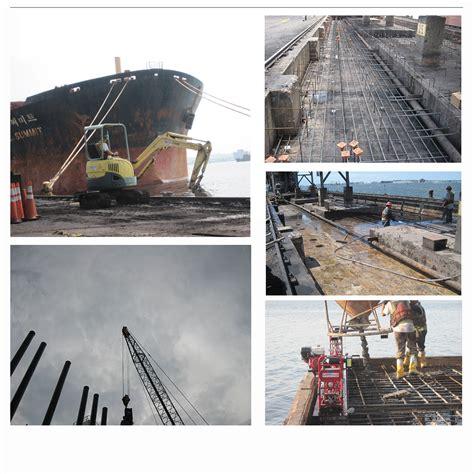 pier engineering pier 2 rehabilitation albrecht engineering