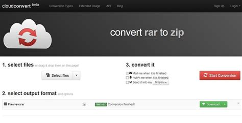converter rar to zip 4 services to convert rar files to zip online for free