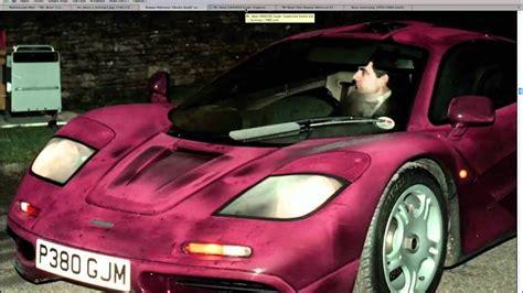 bean crashes  million car youtube