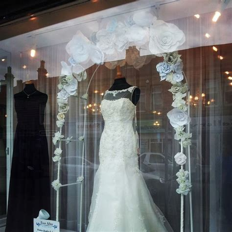 124 best images about Bridal & Wedding Displays with