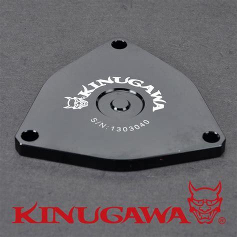 kinugawa mitsubishi turbo blow  valve block plate seal  gasket needed