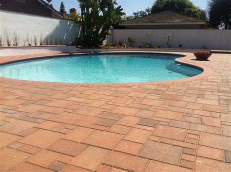 Patio Guys Orange County by Custom 60 Pool Deck Pavers Concrete Pavers Inspiration Of